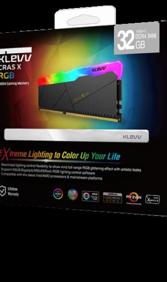 KLEVV_CRAS X_RGB 1